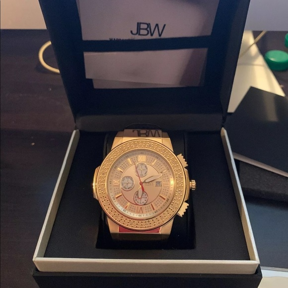 JBW Other - JBW Men's Saxon Gold and Black Watch